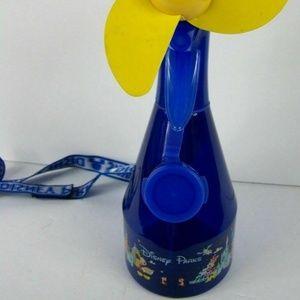Disney World Park Blue Water Bottles MistingMister
